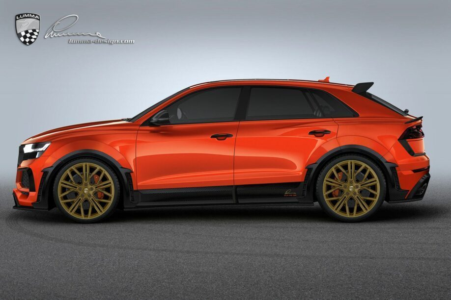 Lumma Audi RS Q8
