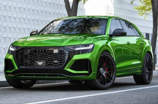Audi RS Q8 Wheelsandmore