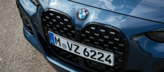 BMW 4 Serie grille