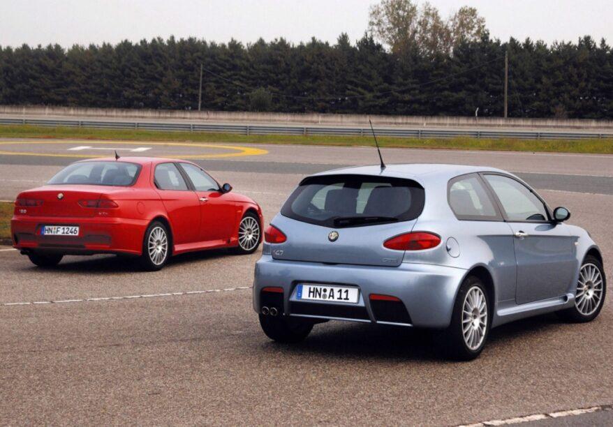 gaafste moderne Alfa Romeo's