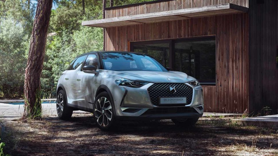 De DS 3 Crossback