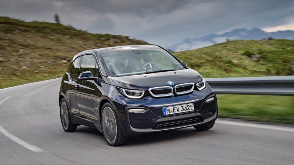Elektrische auto levertijden - BMW i3