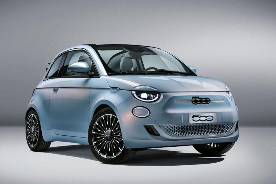 Elektrische auto levertijden - Fiat 500e