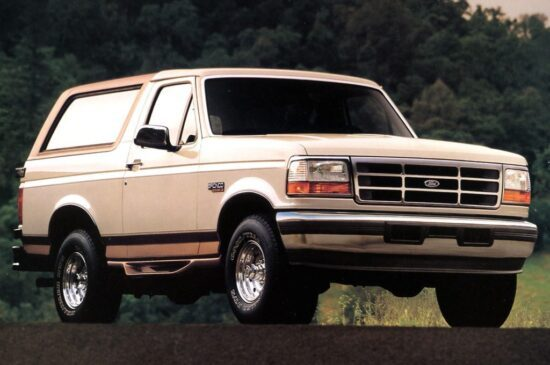 Onthulling Ford Bronco