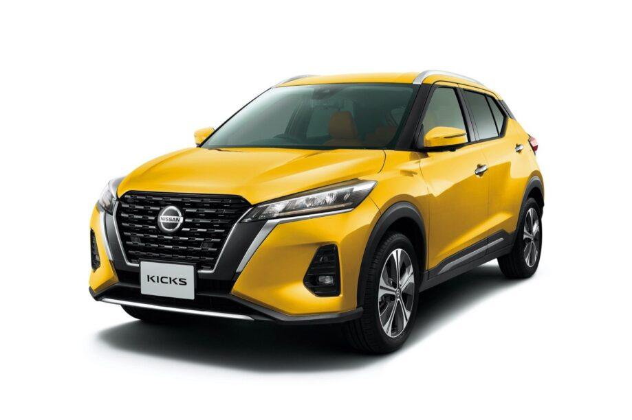 Gefacelifte Nissan Kicks
