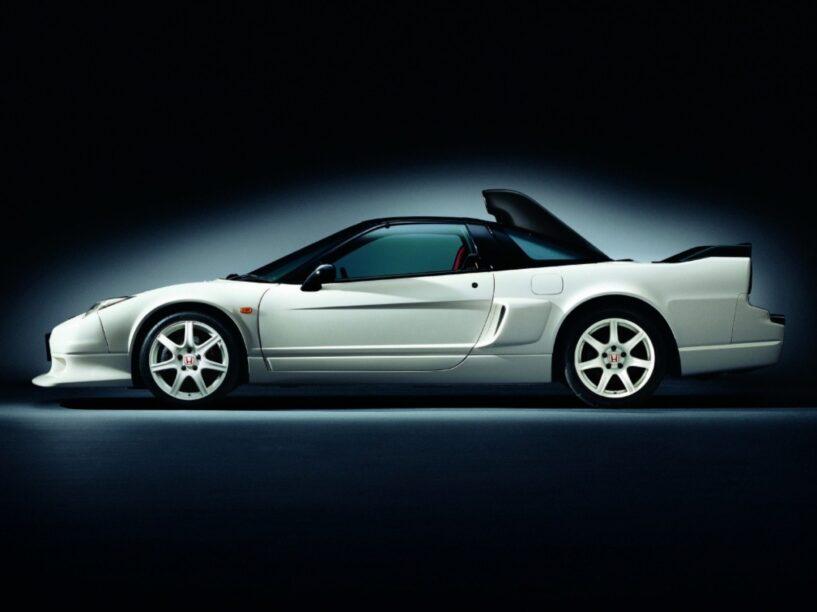 Honda NSX Type R GT (NA2) '02