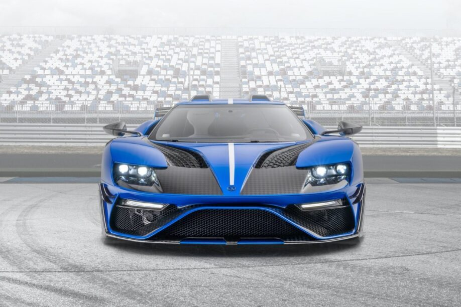 That S How Much Mansory Wants For The Bizarre Le Mansory Ford Gt Techzle