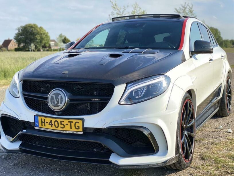 Mercedes-AMG GLE Mansory voorkant
