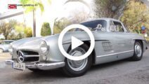 AB Flasback - Mercedes 300 SL Gullwing
