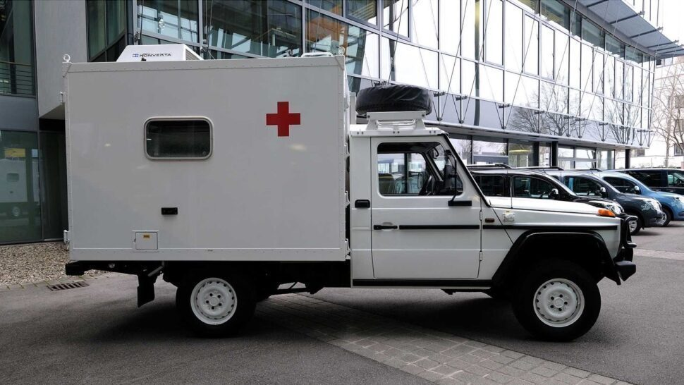 G-Klasse Ambulance
