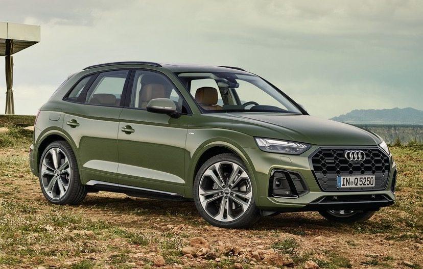 Vernieuwde Audi Q5