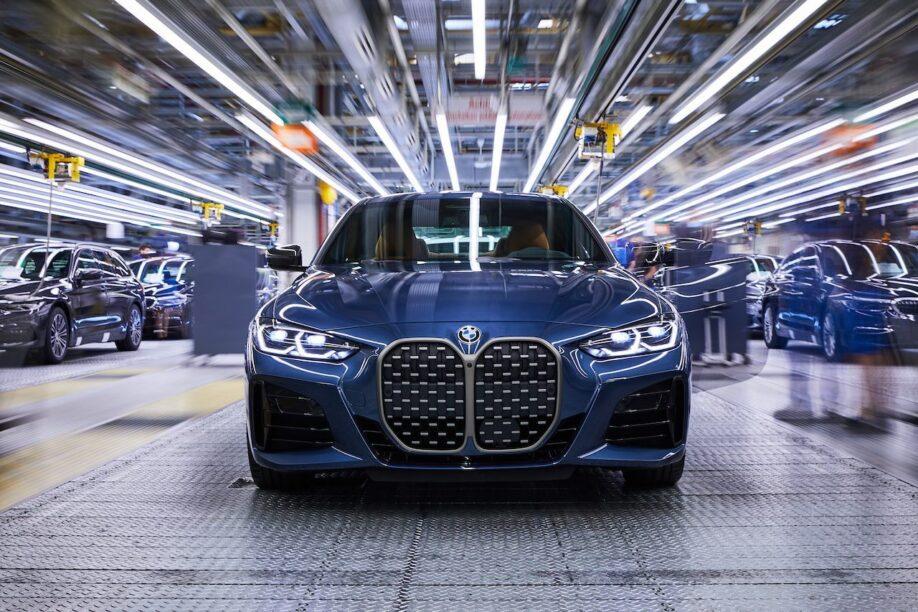 BMW 4 Serie prijs voorkant