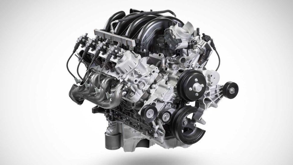 7.3 liter V8