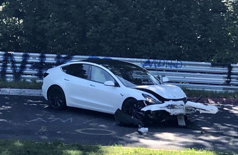 Bestuurders elektrische auto's vaker schade