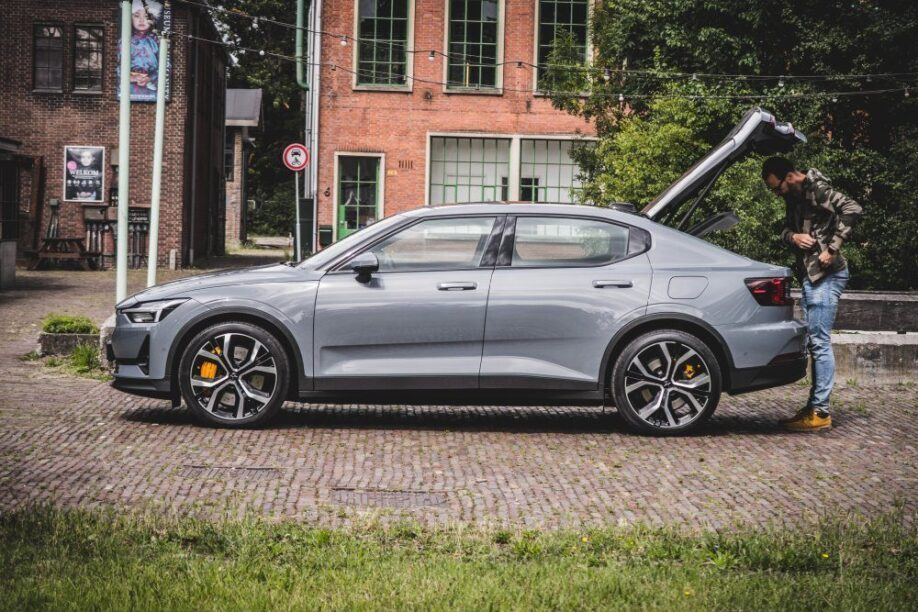 Polestar 2 is een hatchback