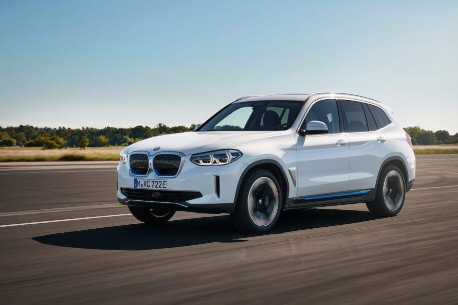 BMW iX3 - Nederlandse prijs bekendgemaakt