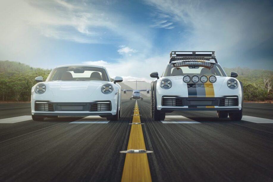 Porsche 992 4x4 combo
