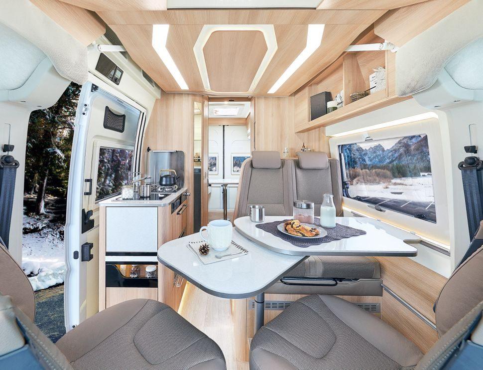 Dreamer Living Van