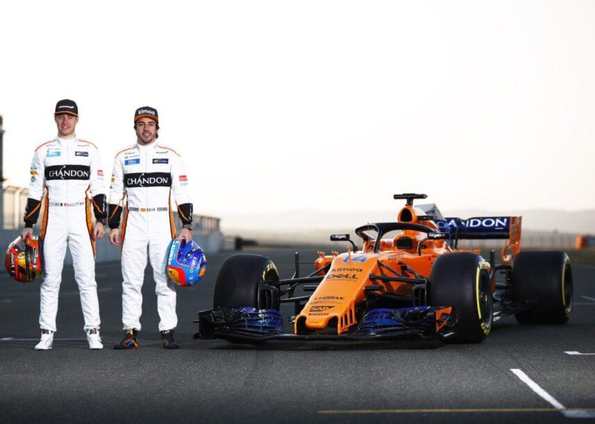 Fernando Alonso keert terug