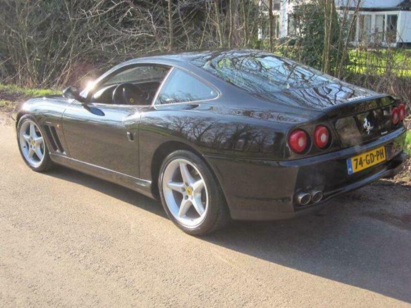 goedkoopste Ferrari 550 Maranello