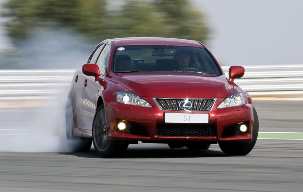 Lexus IS500