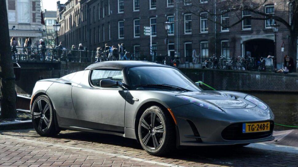 Parkeergeld elektrische auto's omlaag