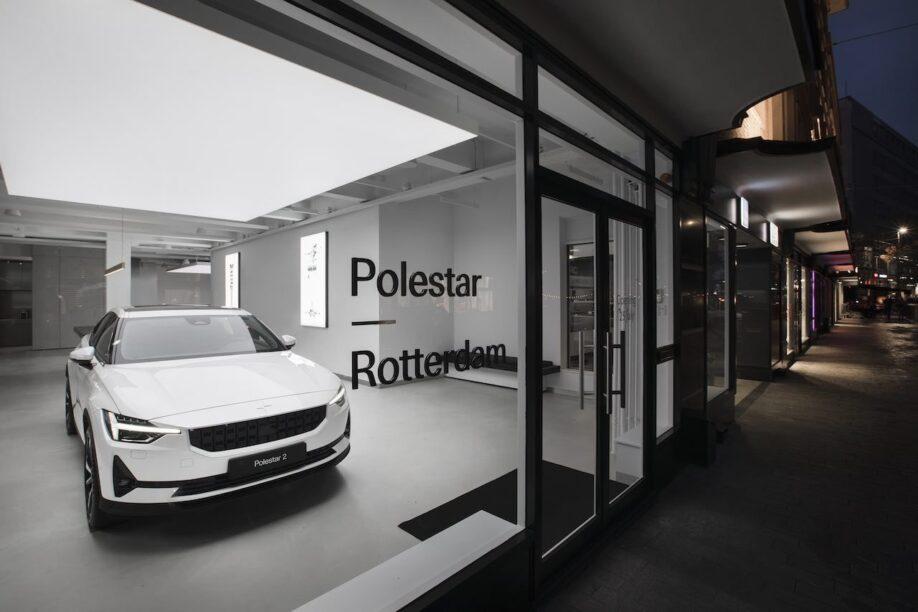 Zo zien de Nederlandse Polestar dealers eruit