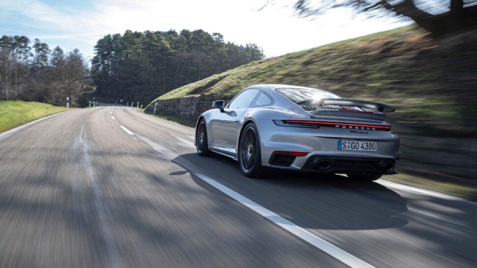 Porsche leveringen - Turbo S