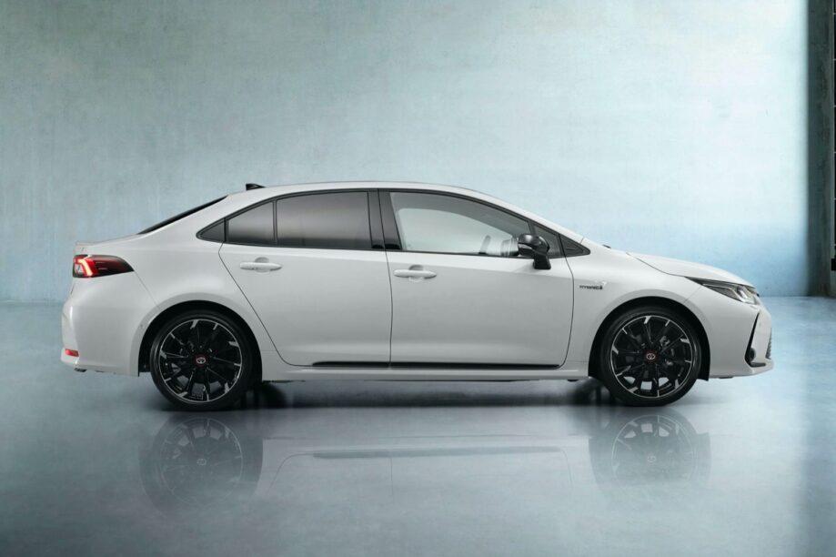 Corolla GR Sport Sedan