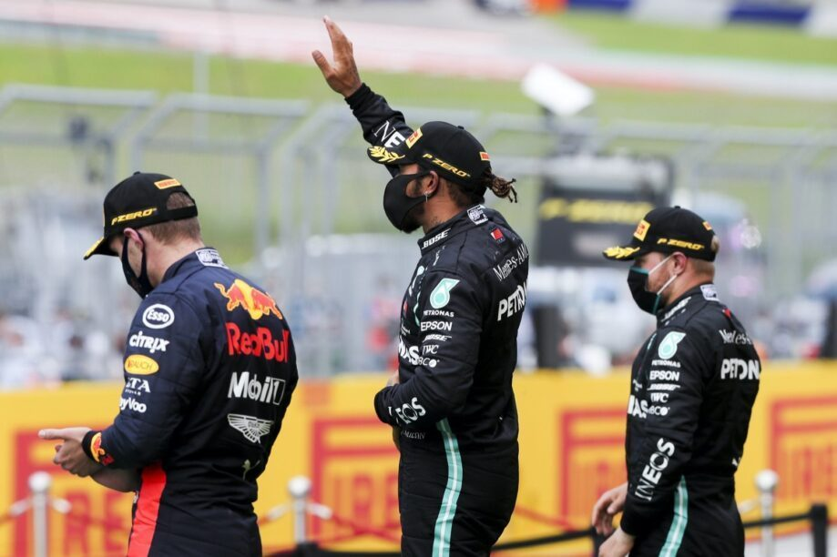 Mercedes Red Bull favoriet