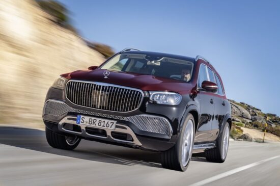 Mercedes Maybach GLS 600