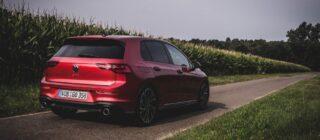 Volkswagen Golf 8 GTI rijtest