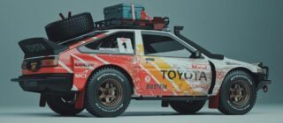 Toyota AE86 Offroader
