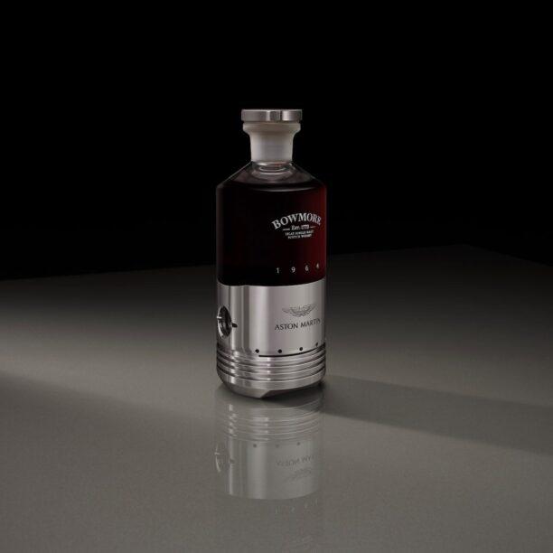 Lekker: Aston Martin whiskey voor 55.000 euro