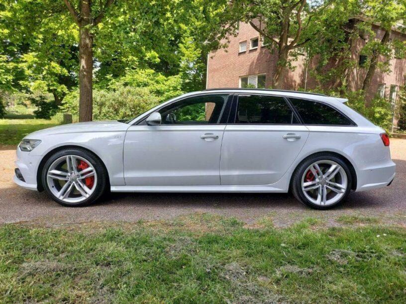 Audi S6 sleeper