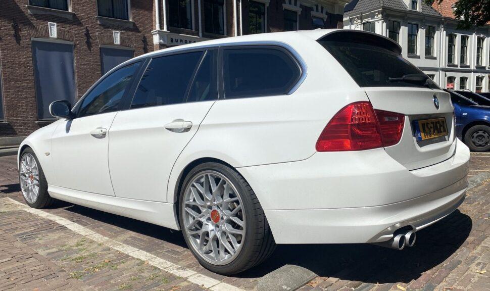 BMW 325 verlagen