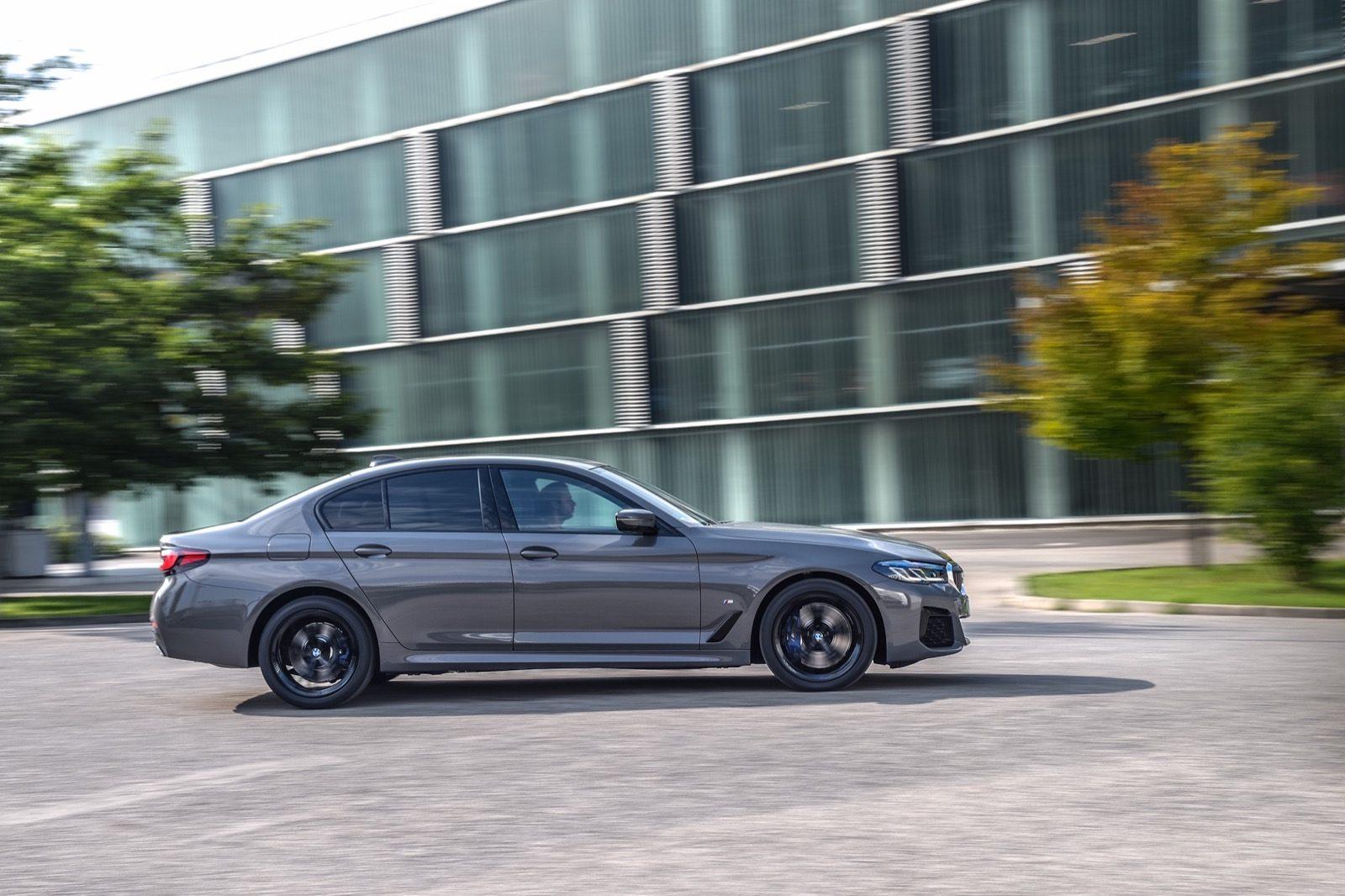 BMW 545e xDrive Sedan (G30)