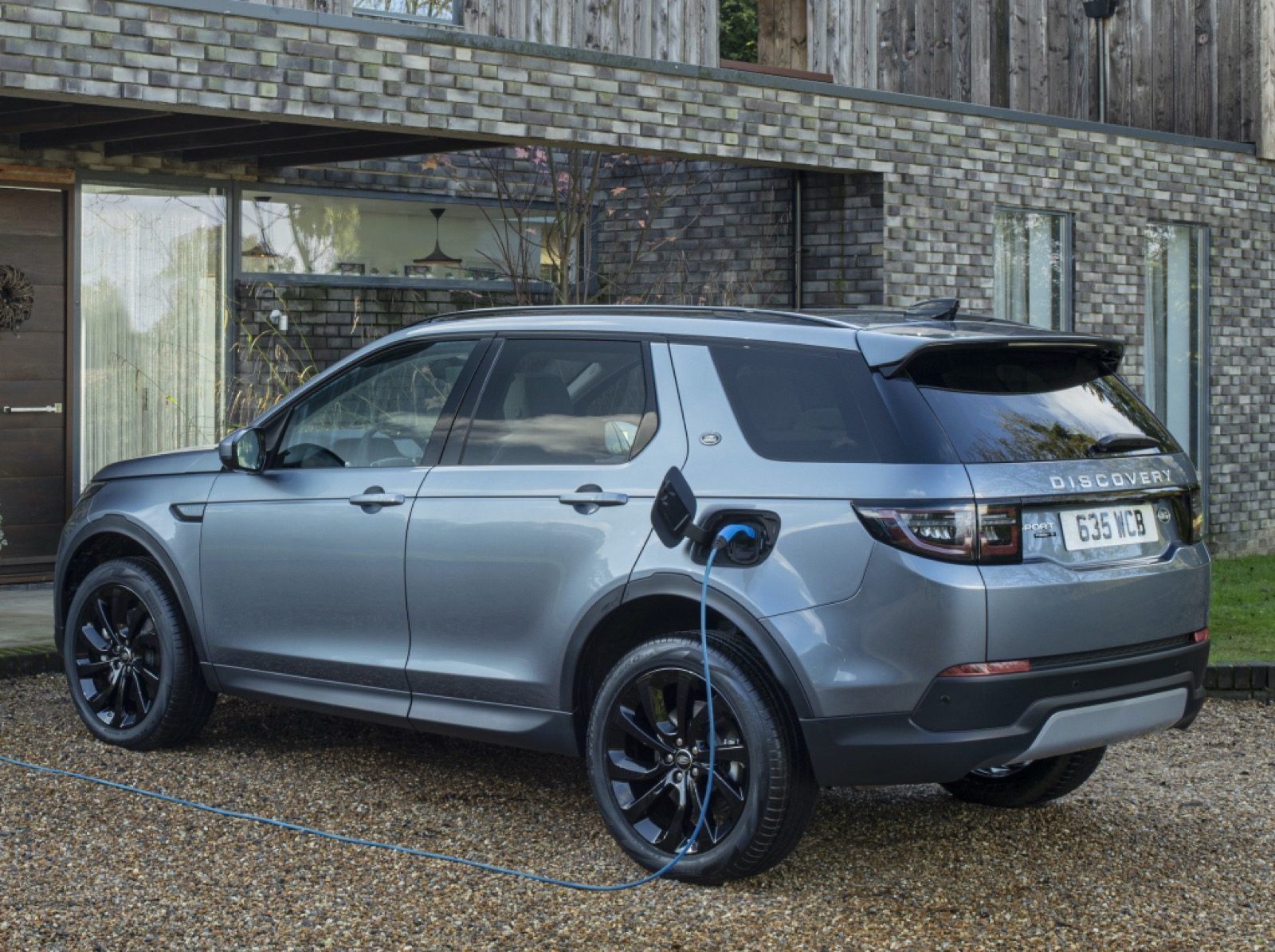 Updates Evoque Discovery Sport