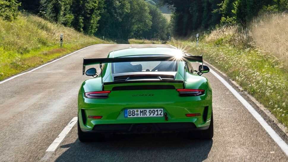 911 GT3 RS MR