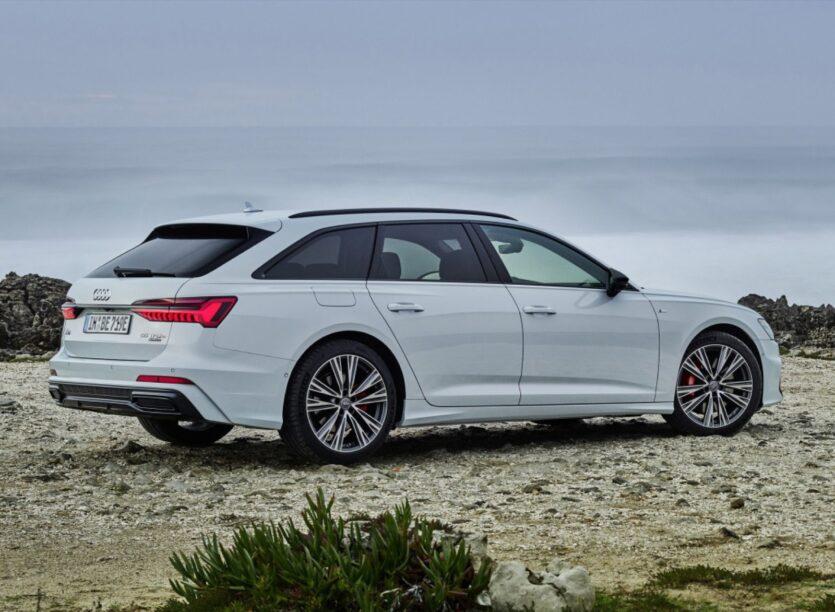 Audi A6 Avant 55 TFSI e Competition