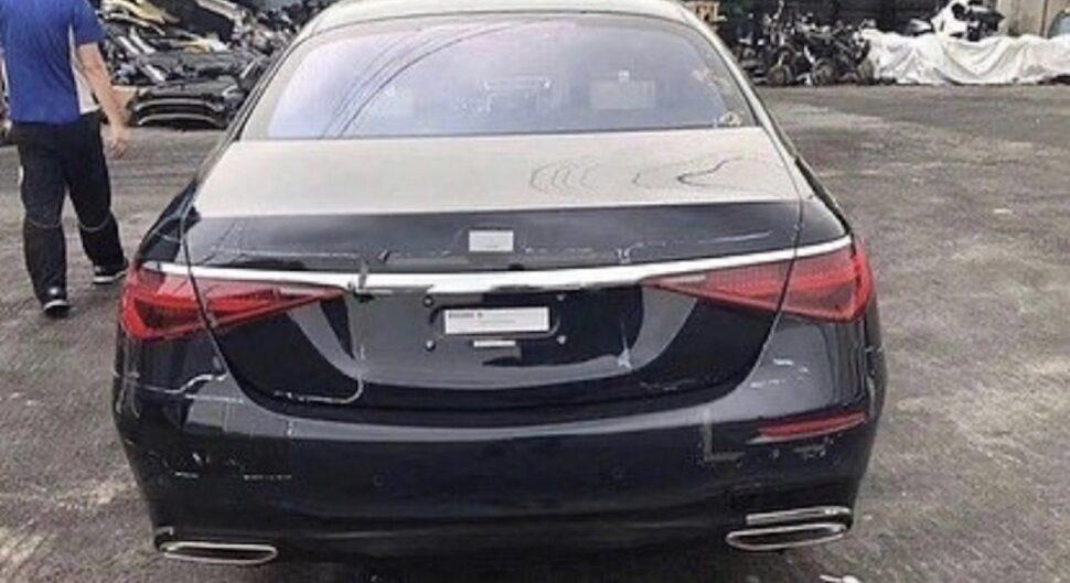 Motoren Mercedes S-Klasse