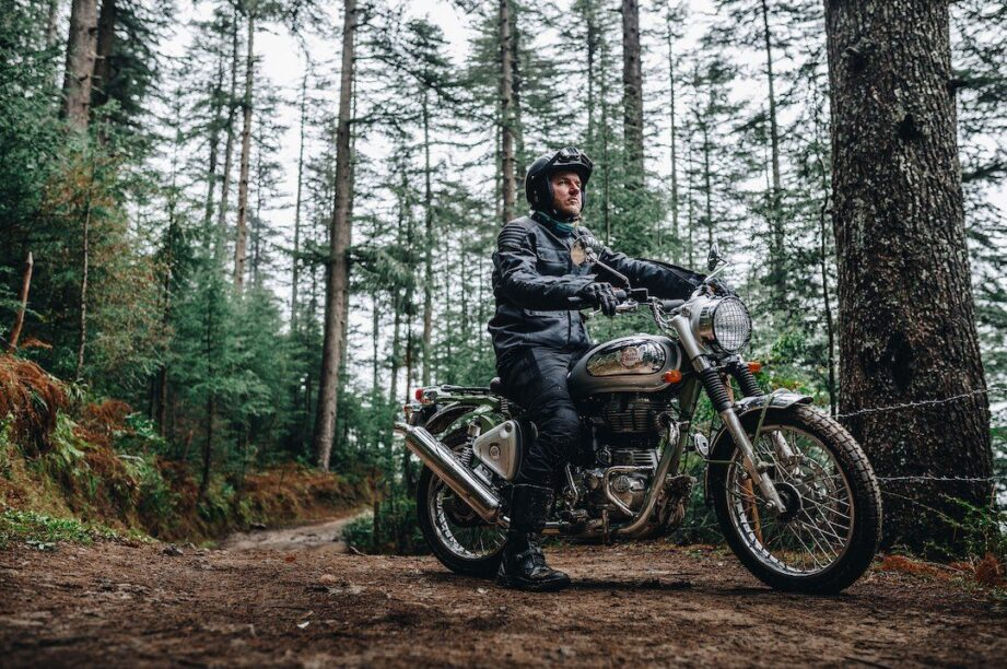 royal enfield trial