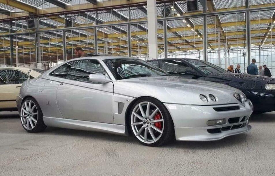 Dit is de duurste Alfa Romeo GTV (916) van Marktplaats