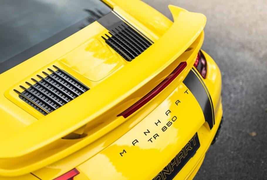Manhart Porsche 991 Turbo S