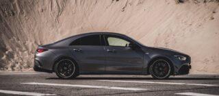 Mercedes-AMG CLA45S rijtest