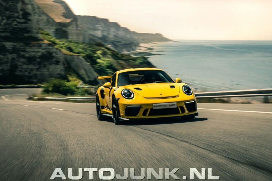 Fotoshoot 911 GT3 RS