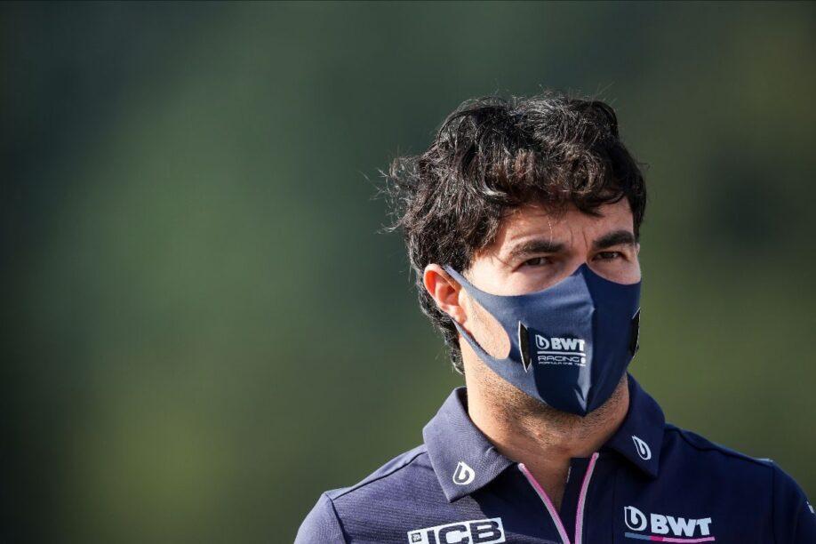 Sergio Perez gaat na dit seizoen weg bij Racing Point
