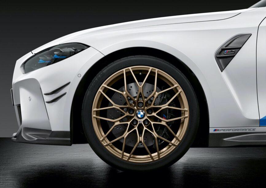 M3 en M4 Performance Parts