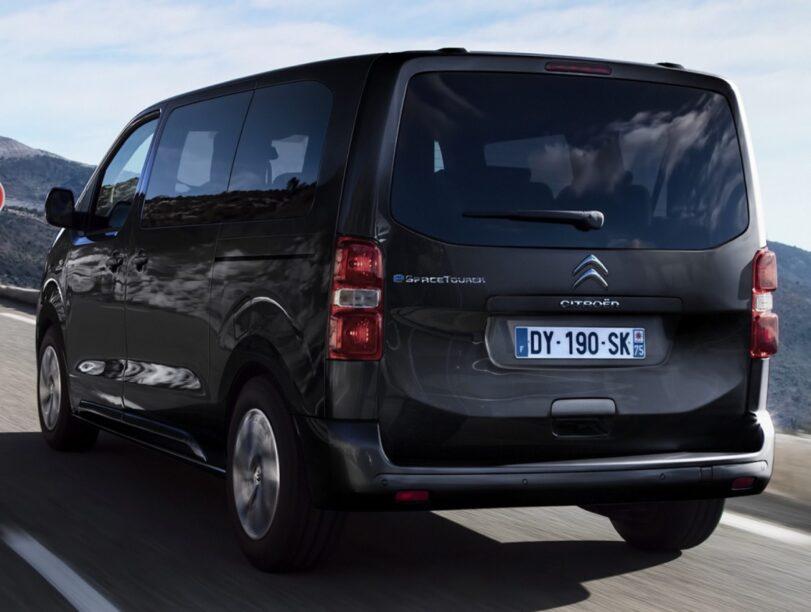 Citroën ë-Jumpy en ë-SpaceTourer