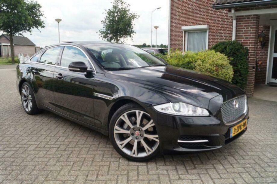 duurste Jaguar XJ